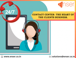 CONTACT CENTER- THE HEART OF THE CLIENTS BUSINESS.