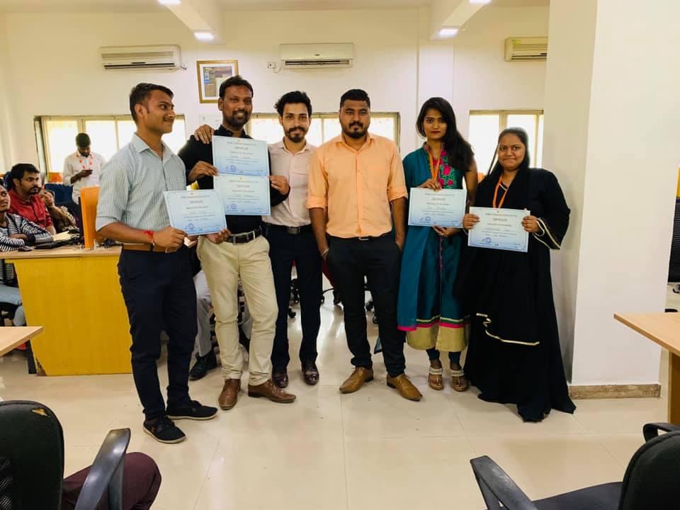 Rewards and Recognition- Mumbai & Delhi