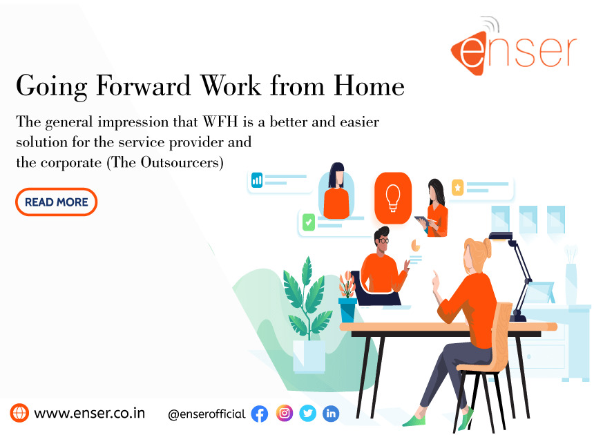 Going Forward Work From Home
